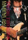 Vaughan Live From Austin Texas 0074645013091 With Tommy Shannon DVD Region 1