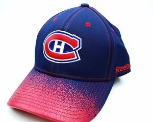 623b40641 Image is loading Montreal-Canadiens-Habs-Reebok-NHL-Hockey-Spray-Bill-