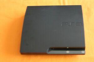 Sony Playstation 3 schwarz Slim Mod Cech-2504B nur die Konsole 320GB