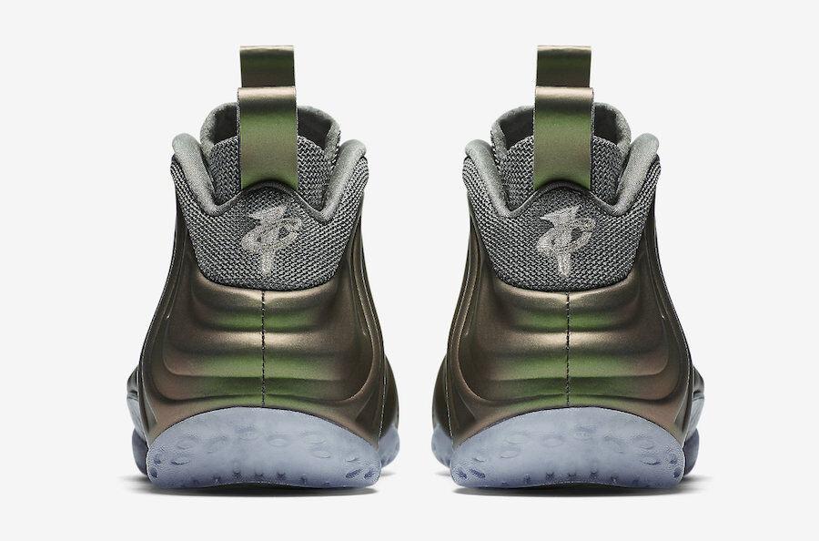 Nike Air Foamposite Splendore 9,5 Donna Taglia 11 Attacchi Buio Di Stucco Uomo 9,5 Splendore Nuovo Di Zecca f34a1e