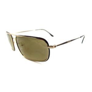 Gold Frame Police Sunglasses : Police Sunglasses 8636 H12X Gold Gold eBay