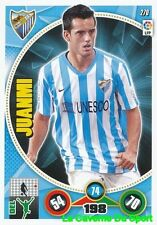 270 JUANMI ESPANA MALAGA.CF Southampton FC CARD ADRENALYN 2015 PANINI