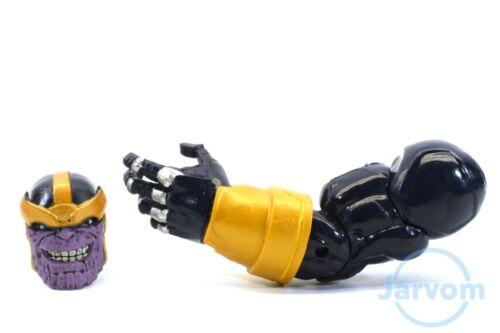 """Marvel Legends 6/"""" pouces Build a Figure Comic Thanos pièces individuelles pièces"""