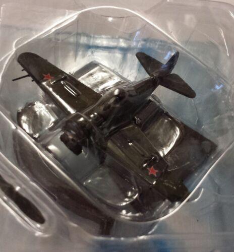 Fertigmodell aus Metall UT-1 NEU Legendäre Flugzeuge,De Agostini