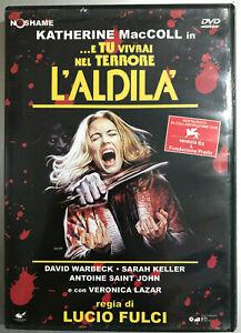 Die-Beyond-DVD-1981-Lucio-Fulci-Horror-Classic-Selten-Noshame-Italienisch-Abgabe