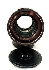 75mm f1.1 t1.3 LOMO ULTRASPEED Pro 35mm cine lens for Arri, Red, Sony, BM