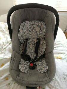 Jane Matrix Light 2 Platform Isofix Seat Base And Car Seat Carrycot 1 13kg Ebay