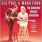 The Columbia Singles Collection by Les Paul & Mary Ford (CD, Mar-2006, Collectables)