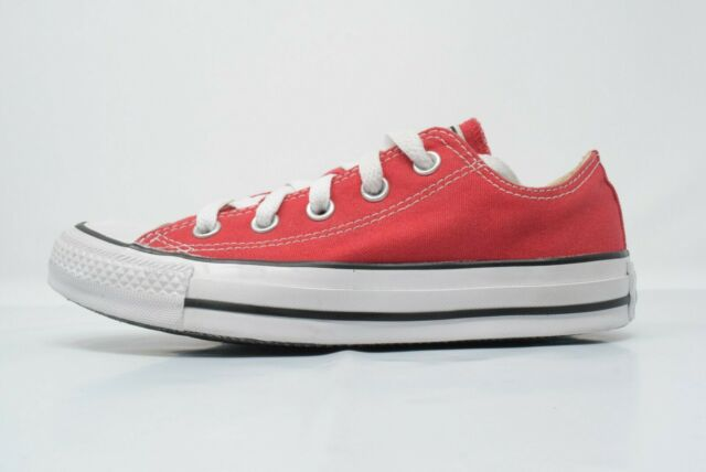 Converse All Star Chuck Taylor Low Top Canvas Shoes