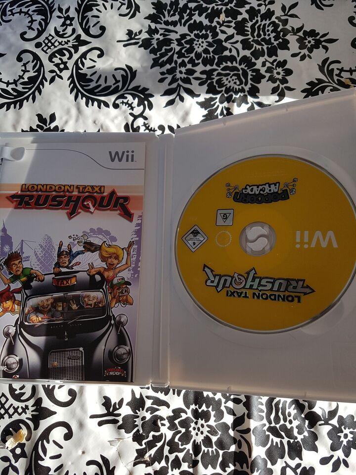London Taxi rushour!, Nintendo Wii, anden genre