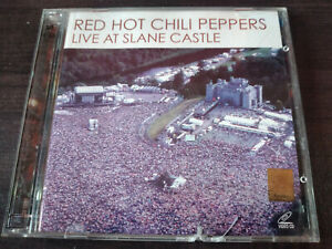 RED-HOT-CHILI-PEPPERS-Live-At-Slane-Castle-2X-VCD-Made-In-Philippines