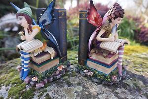 Details Sur 16022 Serre Livre Figurine Statuette Fee Heroic Fantasy