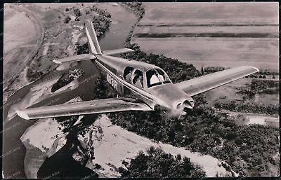 Bilder & Fotos Wide Varieties Foto-ak-beechcraft Debonair U.s.a N831r-flugzeug-airplane