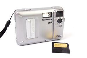 FUJIFILM-MX1200-DIGITAL-CAMERA-SILVER-WITH-2MB-MEMORY-CARD-FREE-UK-P-amp-P