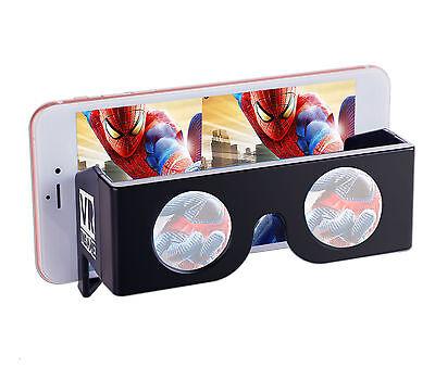 VR Insane GO, Portable Virtual Reality Glasses for Smartphones -Free App
