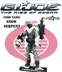 GI Joe 2009 Rise Of Cobra Cobra Commander MISB.