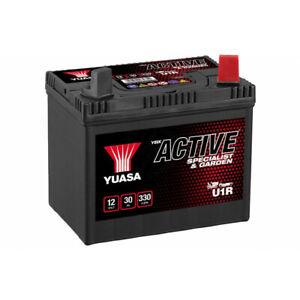 Batterie-tondeuse-YUASA-U1R-895-12V-30H-270A