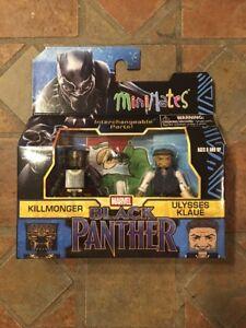 Ulysses Klaue  fictional character supervillain Marvel Comics Building Blocks