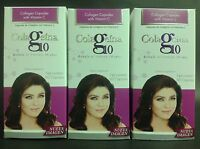 3 Pk Colageina 60 Caps Ea Hydrolyzed Collagen / Colageina Capsulas Colageno