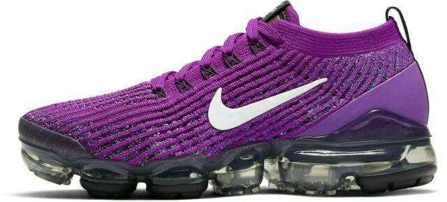 Size 8 - Nike Air VaporMax Flyknit 3 Vivid Purple