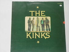 THE KINKS -s/t- LP  Amiga