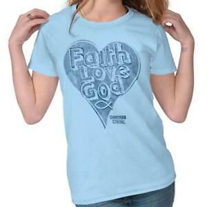 ce18c52bad Image is loading Heart-Christian-Jesus-Christ-Religious-Faith-Love-God-
