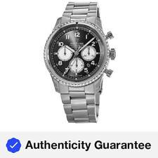 New Breitling Navitimer 8 Chronograph 43 Black Dial Men's Watch AB0117131B1A1