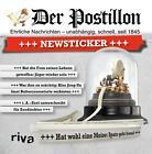 Der Postillon von Stefan Sichermann (2015, Gebundene Ausgabe)