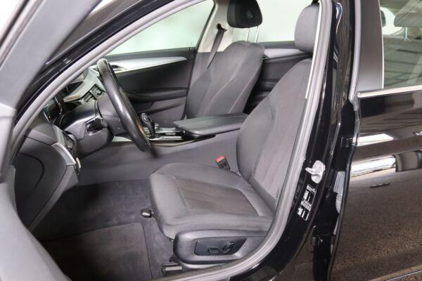 BMW 520d 2,0 Touring aut. billede 4