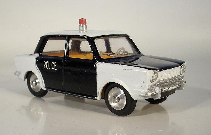 CIJ France vintage Simca Police  438    | Schöne Kunst  834a0e
