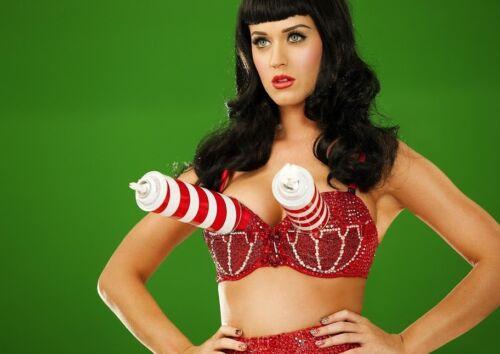CANVAS Katy Perry Art print POSTER