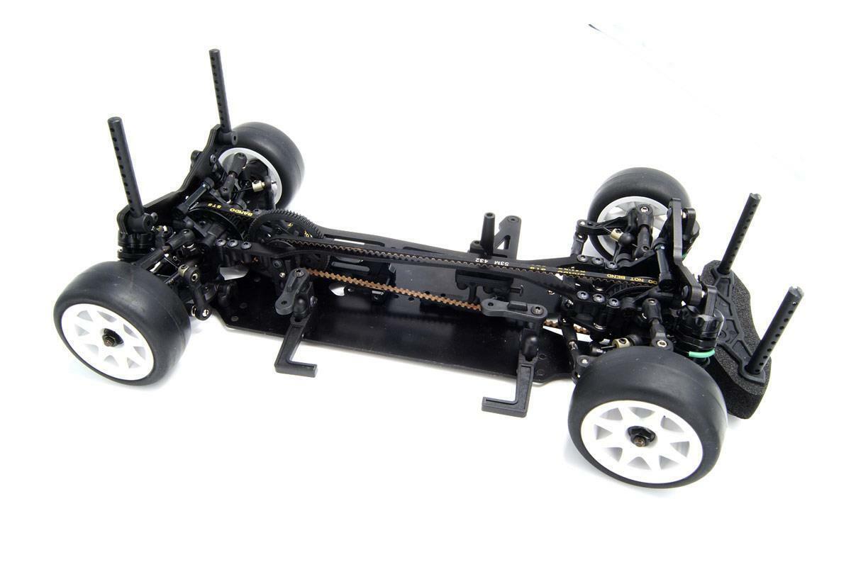 3 Racing Sakura M4 1 10 4WD Kit