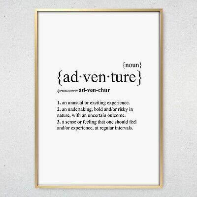 Guncle Word Definition Wall Art Print Wall Prints Framed Wall Print A5 A4 A3