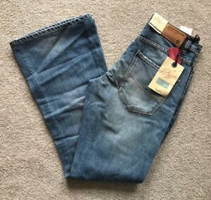 huge selection of lace up in factory price Details about Jack & Jones Mooty JJ492 Button Fly Bootcut Jeans W28 L32.  RRP - £70 - 75% off!