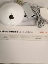 Apple M8930LL/A AirPort Extreme Base Station 54 Mbps Wireless G Router (A1034)