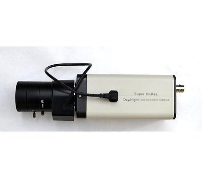 """Kamera Überwachungskamera 1/3"""" Sony CCD 600 TVL Kennzeichen Gesicht Erkennung"""