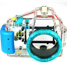 40M waterproof underwater camera housing case f Sony DSLR NEX-3 + 16mm f2.8 lens