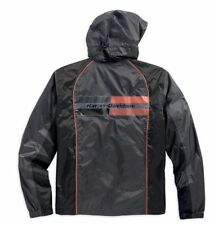 Harley Davidson Men's Cortex Waterproof Mid-Layer rain Jacket nwt men's XXL