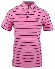 VAN SANTEN & VAN SANTEN Poloshirt Polo Hemd Shirt Größe M BUENOS AIRES POLO CLUB