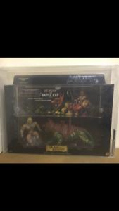 Mattel-MOTU-Commemorative-Series-He-Man-amp-Battle-Cat-MISB-AFA-85-NM