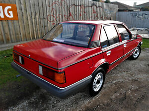 Holden-Camira1982-Gemini-VB-VC-VH-Vk-VL-Super-Clean-Deceased-Estate