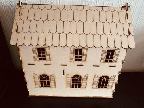 paquete plano Casa De Muñecas