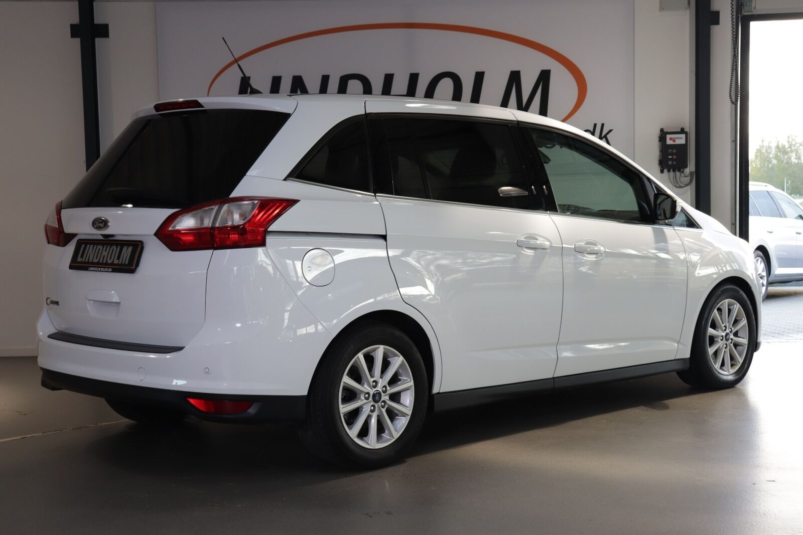 Ford Grand C-MAX TDCi 150 Titanium