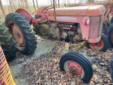 Massey Ferguson 40 Tractor Factory Wide Frontend 3pt H Nice Original Super Rare