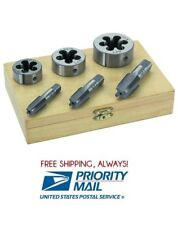 1-12 NF Century Drill /& Tool 98220 High Carbon Steel Fractional Hexagon Die