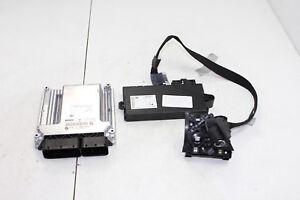 Details about BMW X5 E70 3 0 DIESEL DDE ECU MODULE KEY EWS LOCK SET 7806976