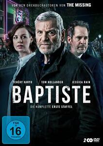Baptiste-Staffel-1-2x-DVD-NEU-DEUTSCH-Season-The-Missing-Spin-Off