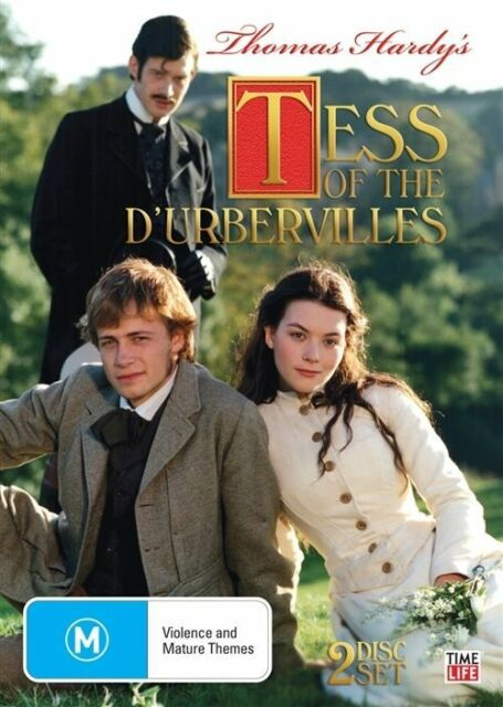 Tess Of The D'Urbervilles DVD - Region 4 NEW & SEALED *FREE POST*