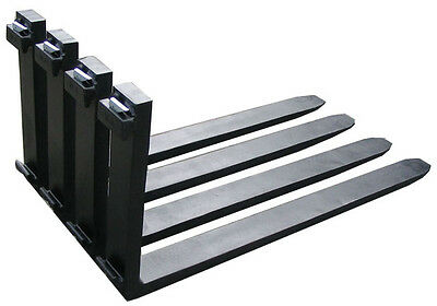 "FORKLIFT BLOCK FORK 2x2x48 CLASS 3 CLASS III 48/"" INCHES Construction Cement NEW"