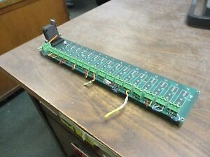 USED Analog Devices 3B01 16 Channel Backplane Board
